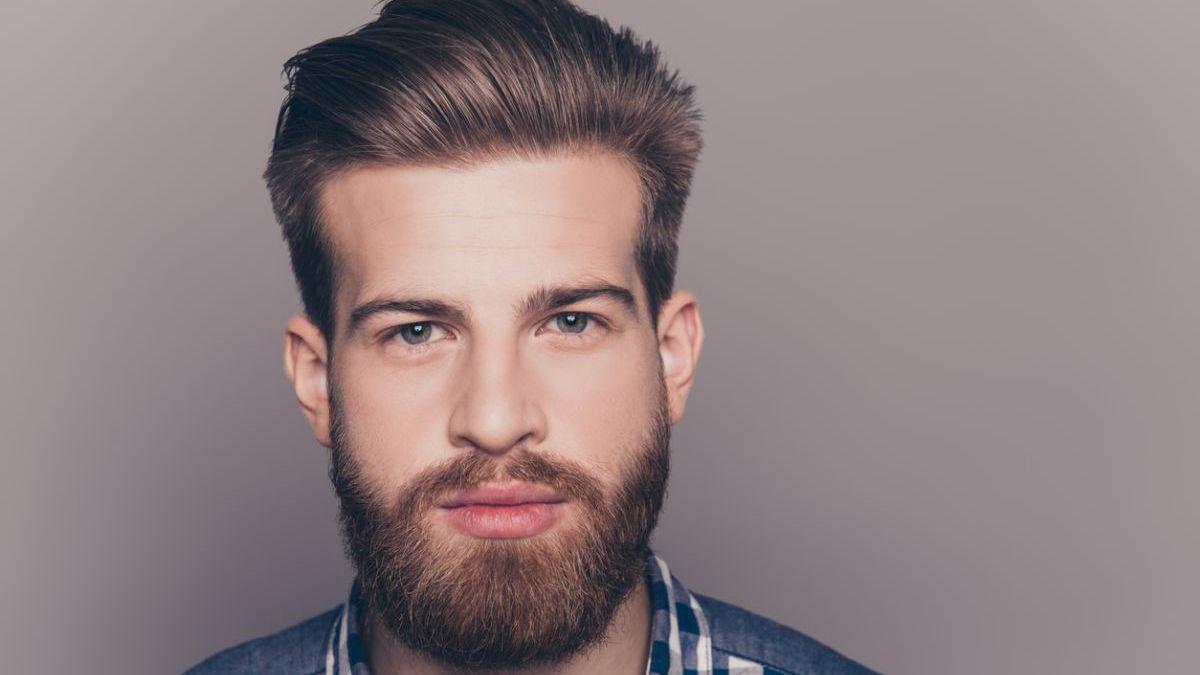 Zapuszczanie I Stylizacja Brody I Modne Męskie Fryzury Drogeria