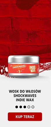 Wosk do włosów Shockwaves Indie Wax