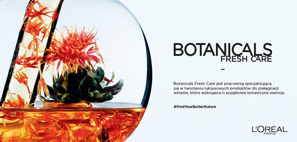 Botanicals Fresh Care - Siła Blasku z Geranium