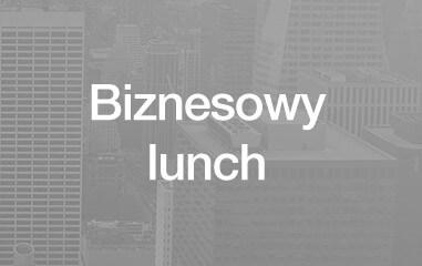 biznesowy lunch